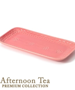 長皿/SAKUZAN×Afternoon Tea