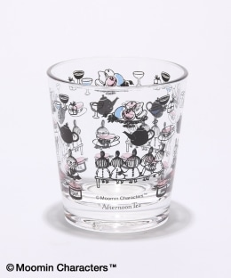 Moomin×Afternoon Tea/樹脂タンブラー 280ml